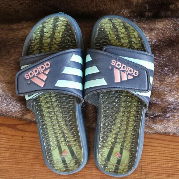 adidas Shoes Unique Slides Poshmark